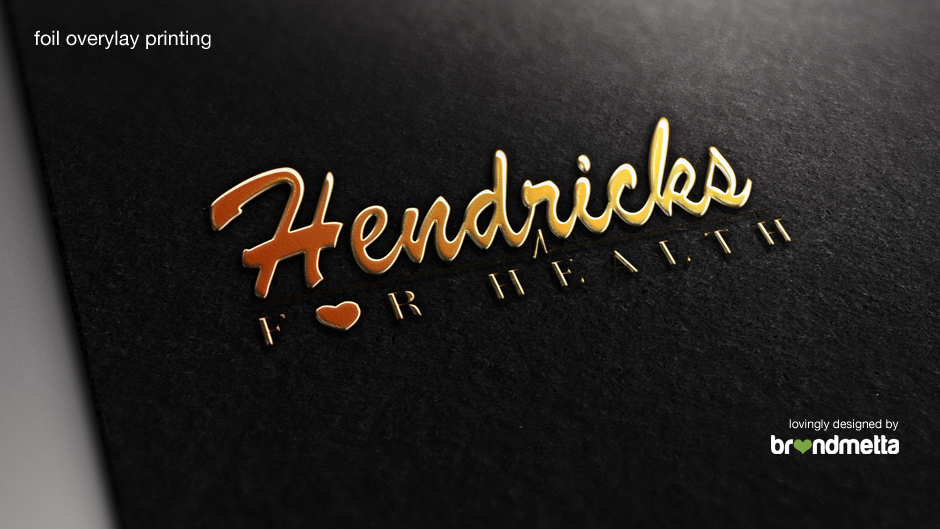 Hendricks for Health Logo Uses