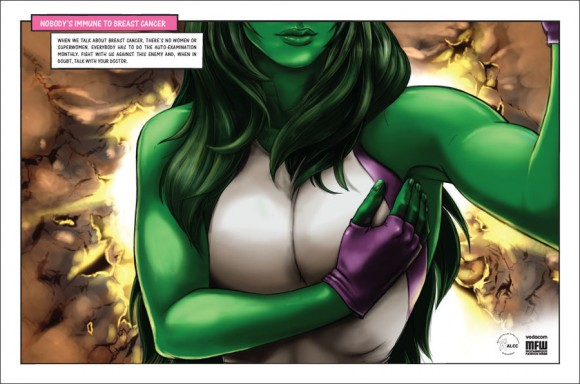 breast cancer she hulk